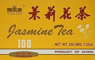 Royal King Jasmine Tea - 100 Tea Bags