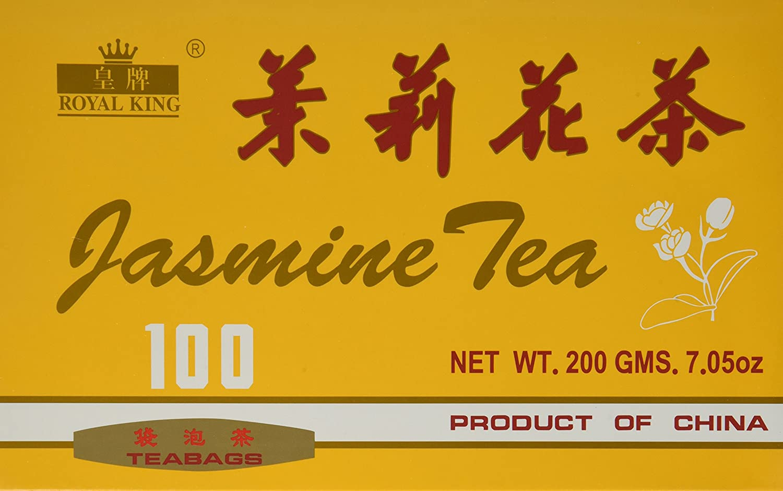 Royal King Jasmine Tea Bags Max 58% OFF - 100 Max 88% OFF