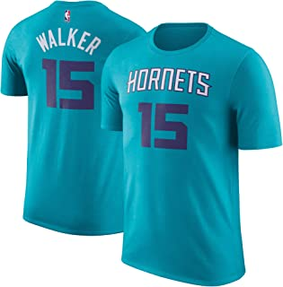Outerstuff Kemba Walker Charlotte Hornets #15 Teal Youth Name & Number Player T-Shirt