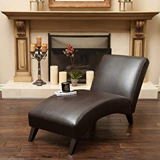 Living Room Design Ideas Living Room Furniture Contemporary Brown Leather Chaise Lounge Chair