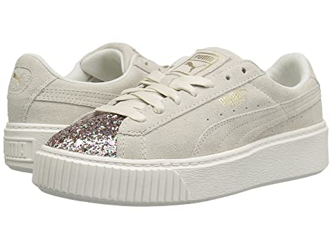 PUMA Suede Platform Crushed Gem at 6pm 281f0f5fb