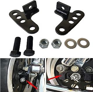 Motobiker 1Set Adjustable Lowering Kit 1-3