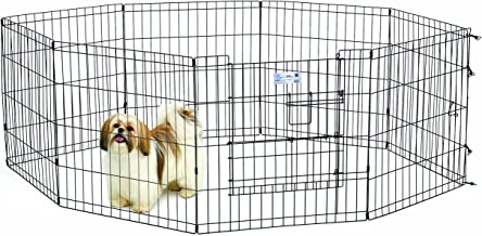 MidWest Homes for Pets MaxLock Exercise Pen for Pets