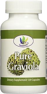 Sponsored Ad - Fresh Health Nutritions Graviola 120 Capsules Bottle, 1300 mg