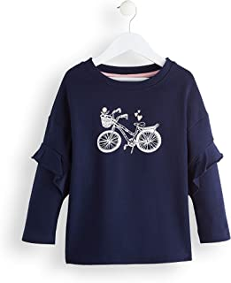 Marca Amazon - RED WAGON Rwg-049 - sudadera Niñas