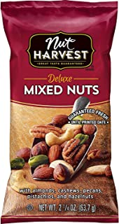 large bag of mixed nuts