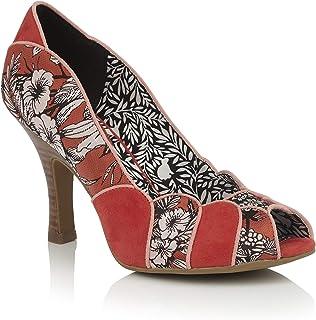 6231c4d13 Ruby Shoo Women's Art Deco Matilda Peeptoe Heels