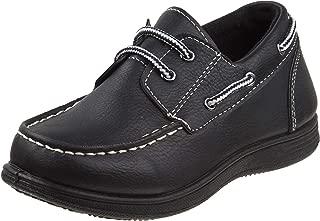 JOSMO Boys Slip On Boat Shoes (Toddler/Little Kid/Big Kid)