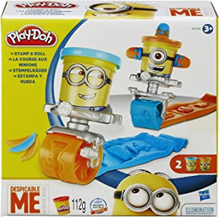 Play Doh Minions Stamp and Roll