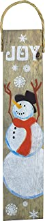 Pallet Sign, Joy Snowman - Made in USA