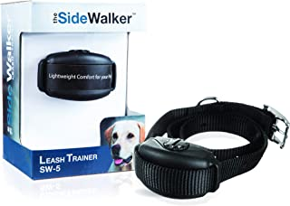DogWatch The SideWalker SW-5 Leash Trainer, Gentle Self-Teaching Electronic Dog Training Method to Stop Dogs from Pulling on The Leash