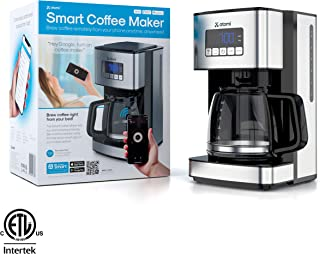 Best gourmia gcmw4750 wifi coffee maker with built-in grinder Reviews