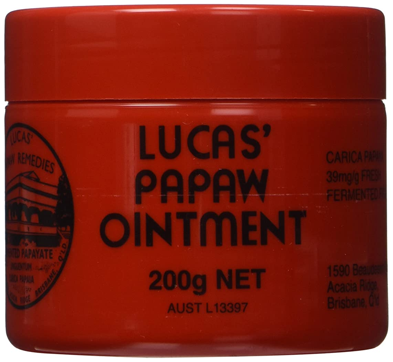 アラビア語看板つま先Lucas Papaw Ointment 200g