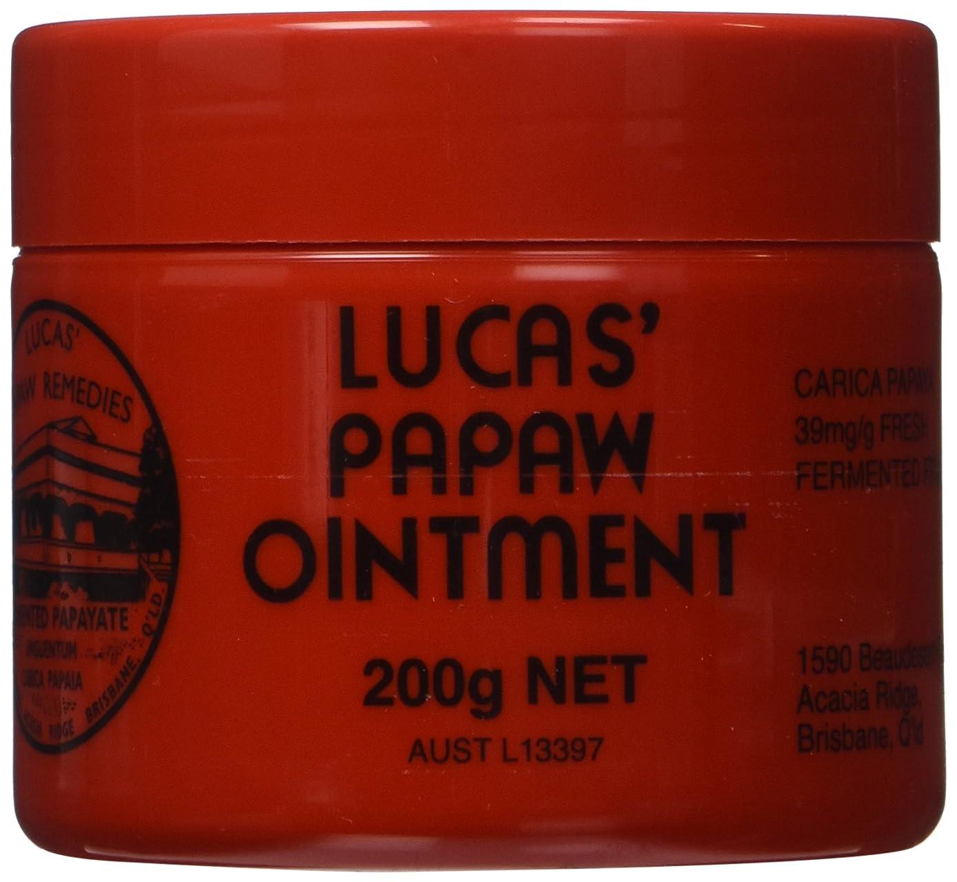 ゆるくスピリチュアル適合しましたLucas Papaw Ointment 200g