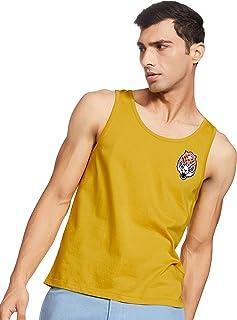RIVER Manish Arora Regular Fit Tank Top Vest