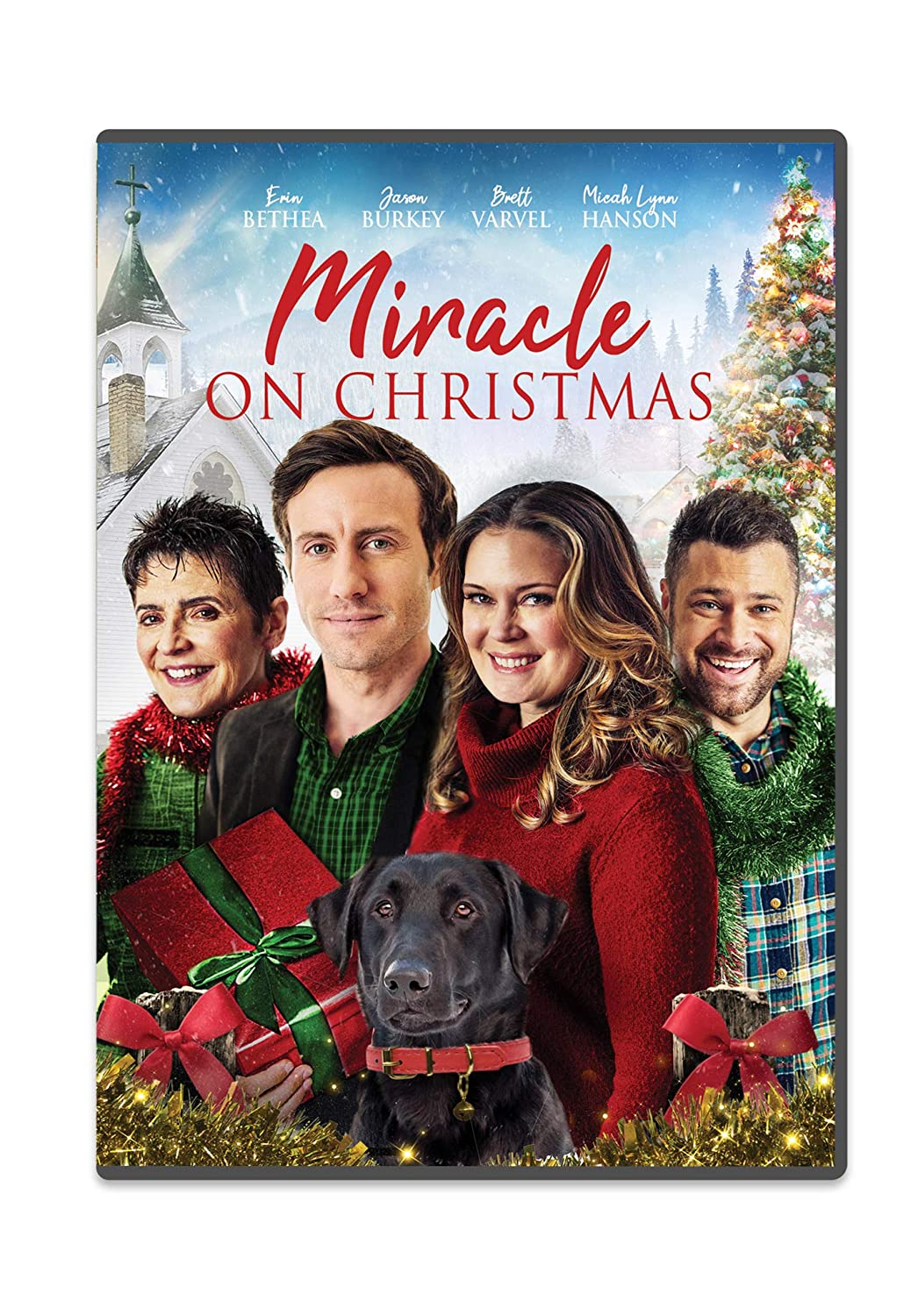 Miracle on Christmas DVD