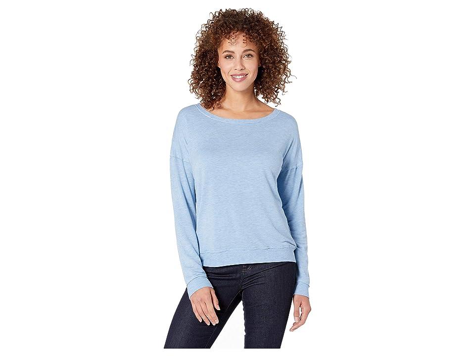 P.J. Salvage Lounge Essentials Sweater (Denim) Women