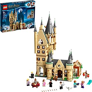 LEGO Harry Potter Hogwarts Astronomy Tower 75969; Great Gift for Kids Who Love Castles, Magical Action Minifigures and Har...