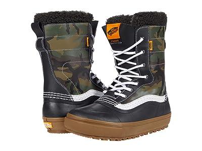 Vans Standard MTE Snow Boot (Camo/Checkerboard) Men