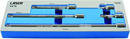 Laser 7370 Verlängerungsstangen-Set, 12,7 mm Durchmesser, 5-teilig B07LH4CV31 | Ausgezeichnet