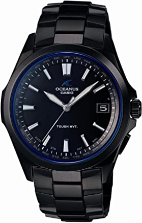 [カシオ]CASIO 腕時計 オシアナス 電波ソーラー OCW-S100B-1AJF メンズ