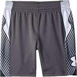 Under Armour Kids - Space The Floor Shorts (Toddler)