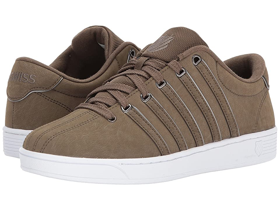 K-Swiss Court Pro II SP PCMF (Chocolate Chip/White) Men