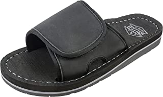 Men's Sandal with Arch Support, Adjustable Strap with Premium and Classic Comfort, Size 8 to 13