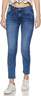 Flying Machine Women's Skinny Fit Jeans