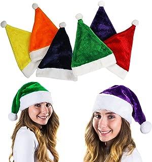 Best cute santa hat Reviews