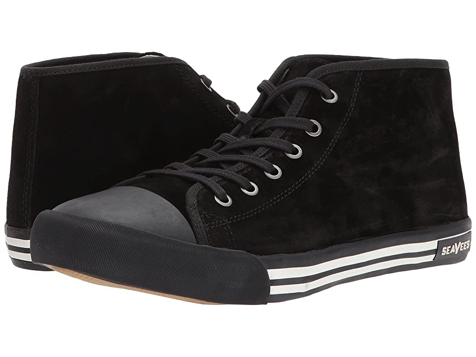 SeaVees White Walls Sneaker (Black) Men