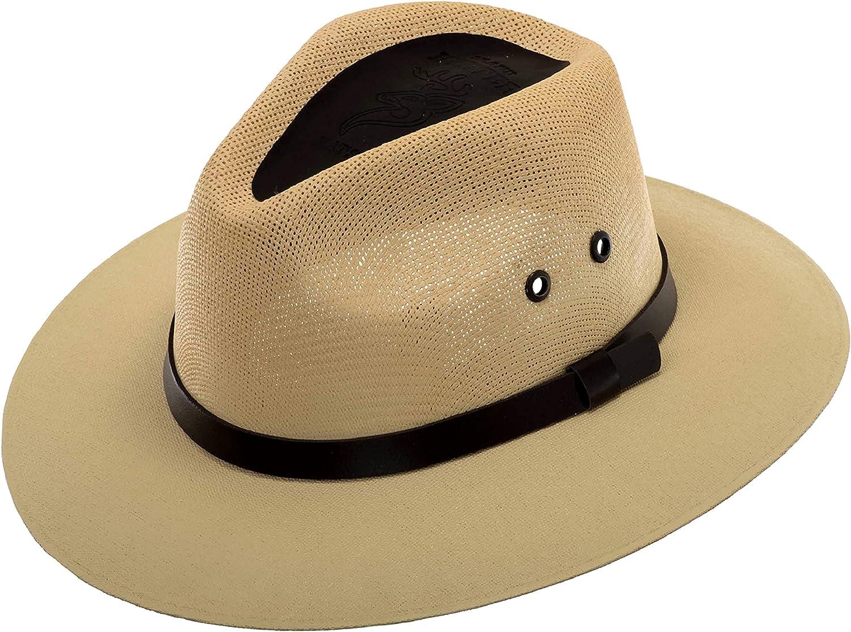 Green Raleigh Mall Cricket Wholesale Panama Fedora HAT Fiber Gambler Straw Explorer S