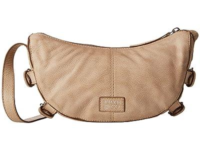 FRYE AND CO. Sindy Crossbody (Bone) Handbags