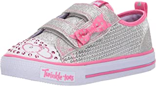 Skechers Baby Girls 10835n Trainers
