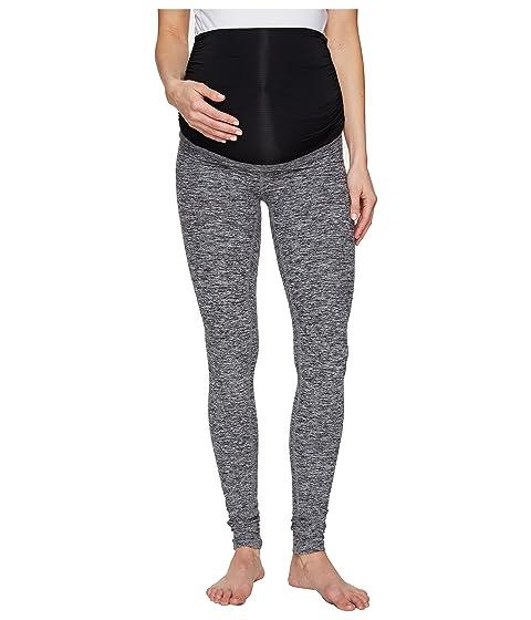 Fold Down Maternity Long Leggings