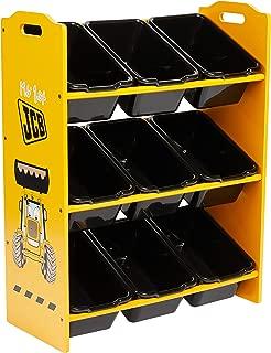 Kidsaw JCB Bin Storage