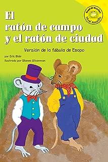 El raton de campo y el raton de ciudad (Read-it! Readers en Español: Fábulas) (Spanish Edition)