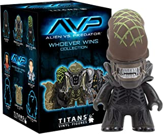 Titans Alien Vs Predator Collection The Whoever Wins Collection Mini Figures Mystery Pack