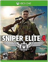 Sniper Elite 4 Xbox One by Rebellion Developments