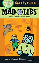 Spooky Mad Libs