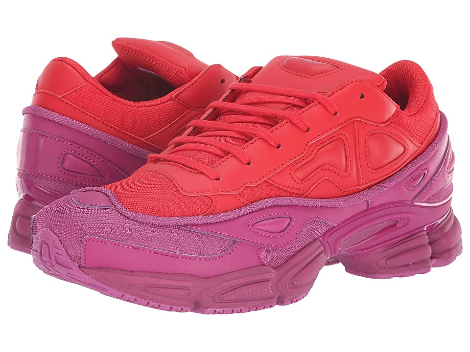 adidas by Raf Simons Raf Simons Ozweego (Glory/Collegiate Red/Collegiate Red) Athletic Shoes
