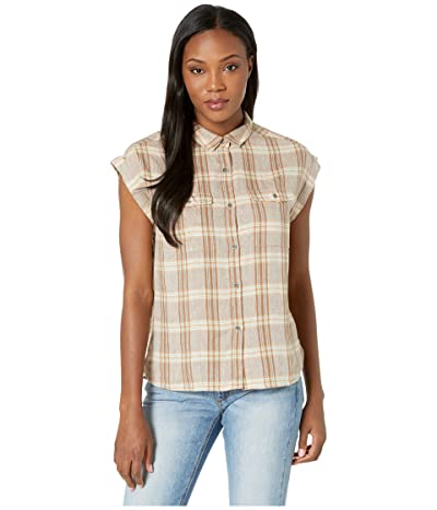 Prana Mccray Top (Driftwood) Women