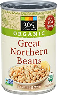 365 Everyday Value, Organic Great Northern Beans, 15 oz