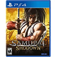 Deals on Samurai Shodown PS4