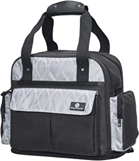Large Baby Diaper Bag Backpack For Mom & Dad - Water-Resistant Insulated Pouches.