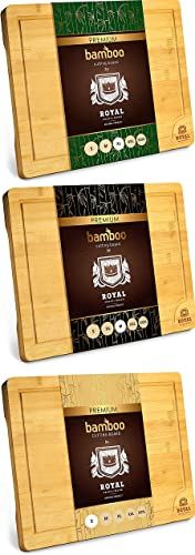 """discount Cutting online Board XL, 18""""x12"""" and Cutting high quality Board M, 15""""x10"""" and Cutting Board S, 12""""x8"""" outlet online sale"""