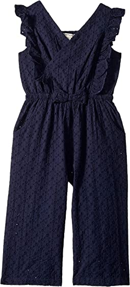 Mila Crisscross Jumpsuit (Toddler/Little Kids)