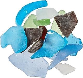 زجاجة البحر من داريس في حقيبة شبكية - مزيج قوس قزح متعدد الألوان - 454 جم - قد يختلف اللون