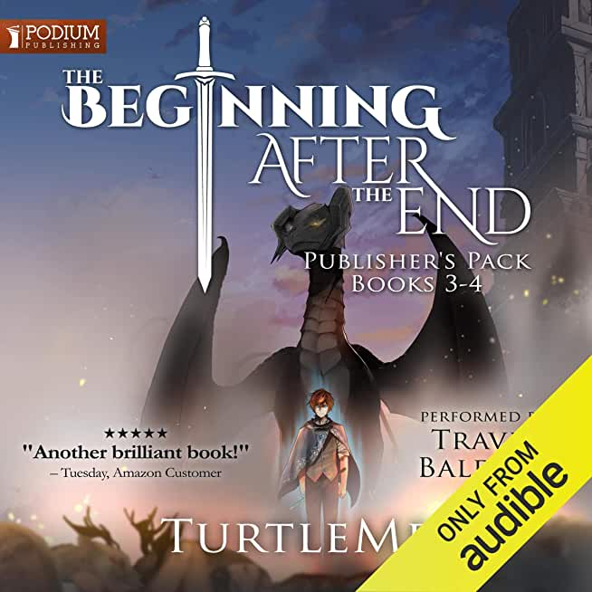The Beginning After the End: Publisher's Pack 2: The Beginning After the End, Books 3-4