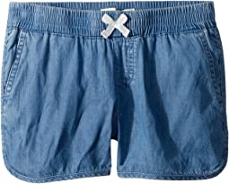 Levi's® Kids - Lightweight Shorty Shorts (Big Kids)